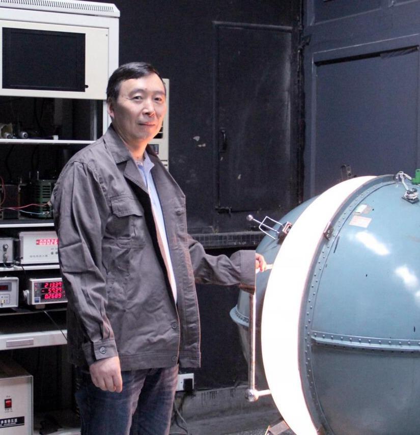 研究员:苏昌林